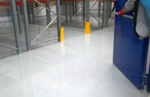 Pardoseală epoxidică industrială Chemapox TFA