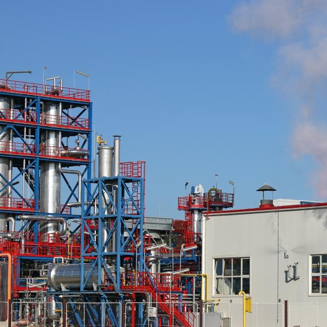 Vopsele și Grunduri Industriale